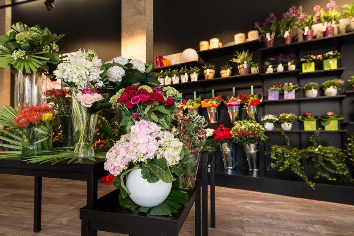 Composizioni floreali negozio Fiorito