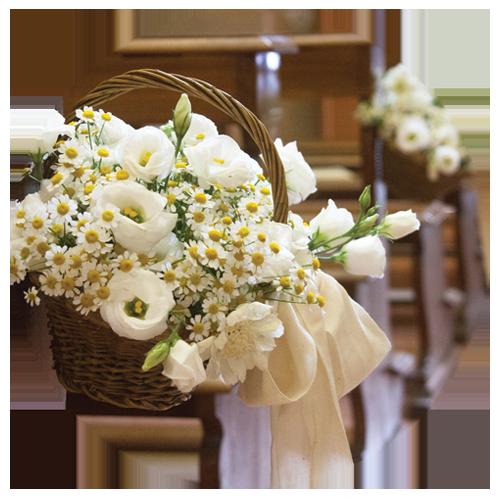 Allestimento fiori eventi speciali