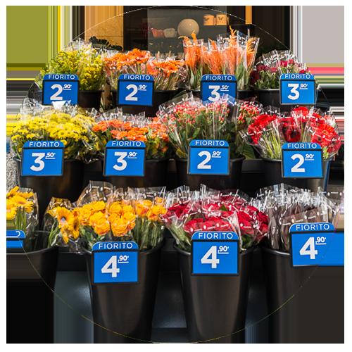 negozi fiori componi il tuo bouquet